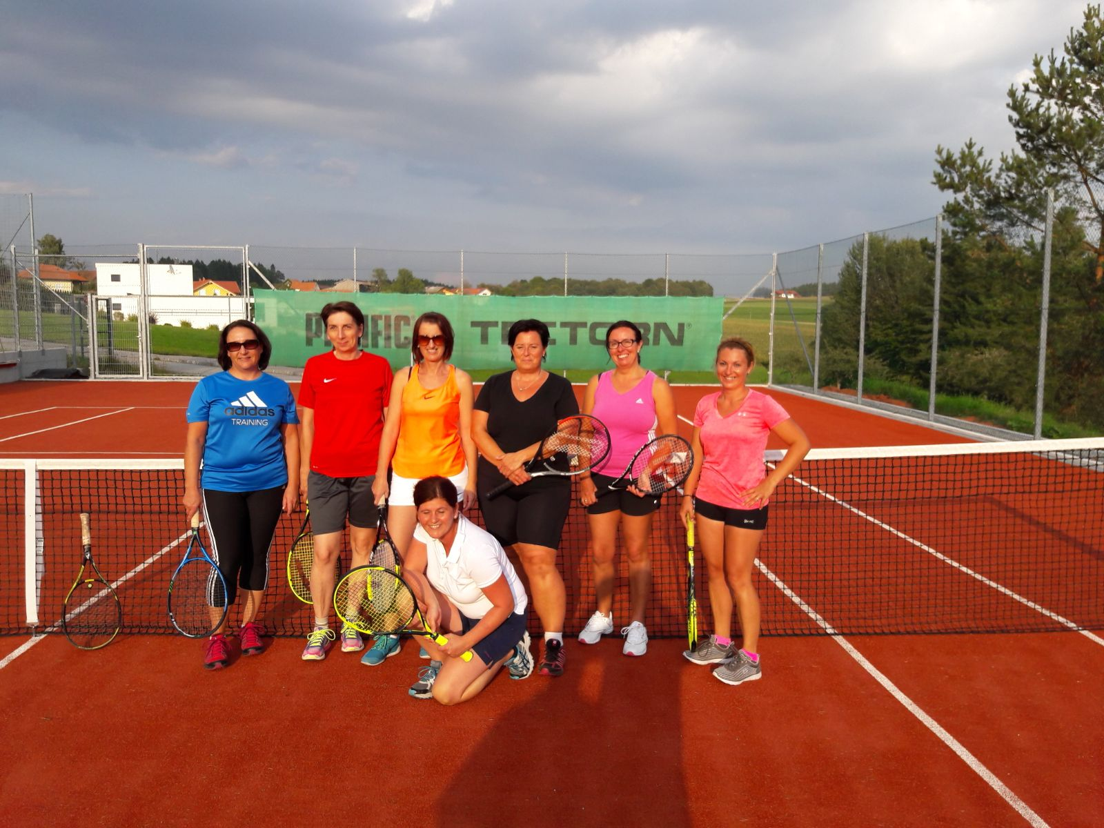 Start up Tennis Ladies Gruppe B 2017