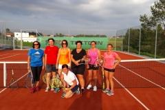 Start up Tennis Ladies Gruppe B 2017