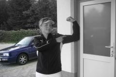 Die mit dem Golf tanzt