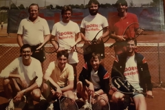 Mannschaftsfoto 80-er