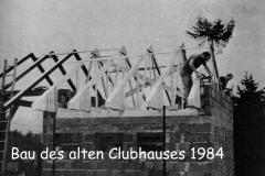 das alte Clubhaus