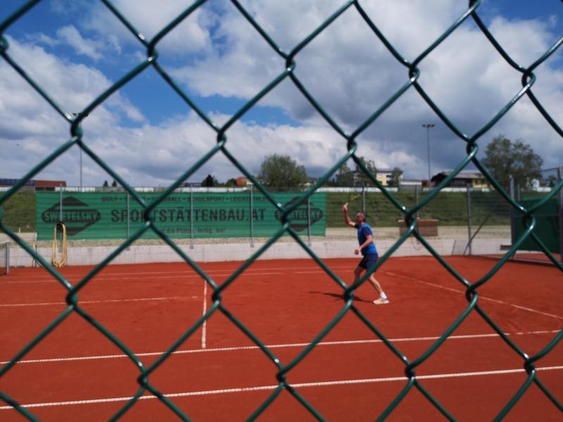 Breit Franz gegen Grieskirchen 1