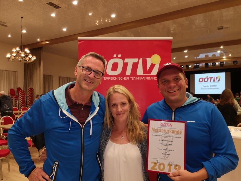 Meisterschafturkundenüberreichung in Sippbachzell Oktober 2019
