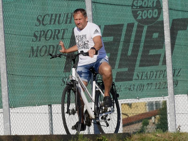 Jacky-Fahrrad